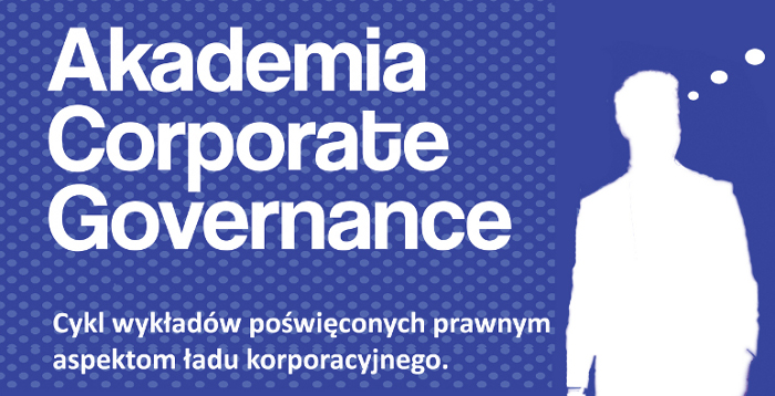 Akademia Corporate Governance: prof. dr hab. Adam Opalski